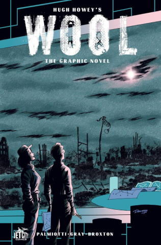 Wool: The Graphic Novel: Issue 2 - A Hard Fall