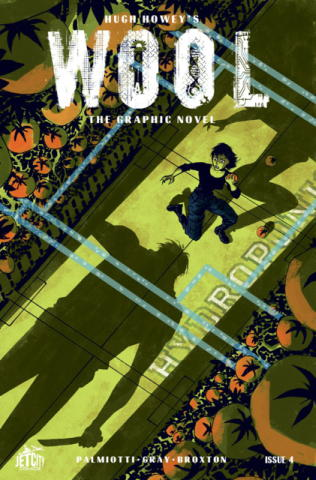 Wool: The Graphic Novel: Issue 4 - In the Event of a Failed Cleaning - Prepare for War