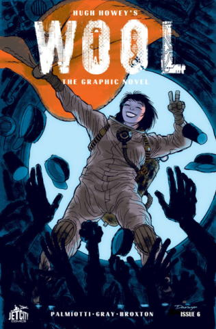 Wool: The Graphic Novel: Issue 6 - Homecoming