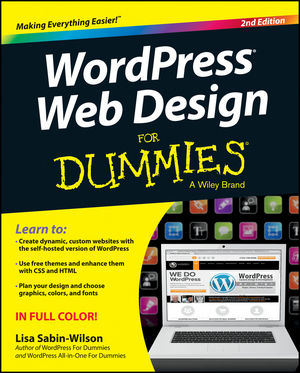 WordPress Web Design For Dummies® [2nd Edition]