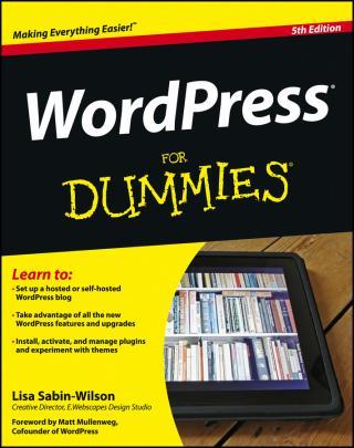 WordPress® For Dummies® [5th Edition]
