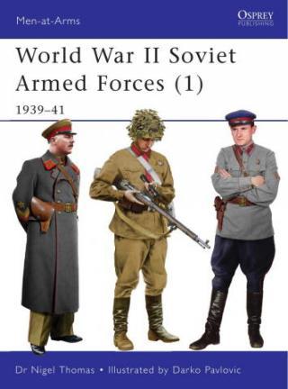 World War II Soviet Armed Forces (1) 1939-41