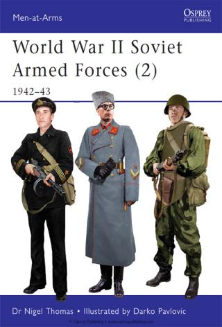 World War II Soviet Armed Forces (2) 1942-43