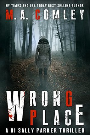 Wrong Place: A gripping serial killer crime thriller