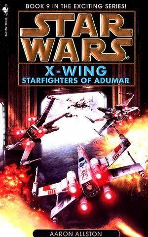 X-wing-9: Пилоты Адумара