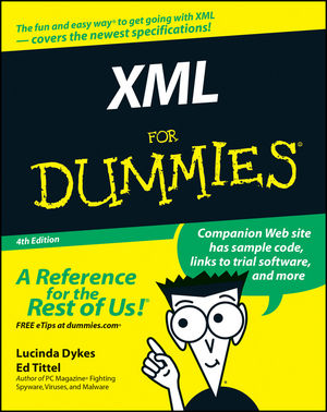 XML For Dummies® [4th Edition]