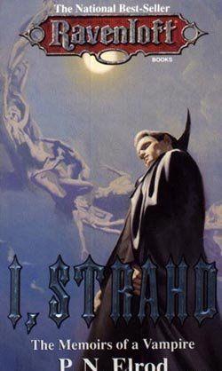 Я, Страд: Мемуары вампира