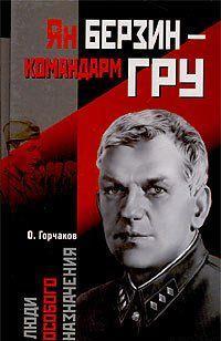 Ян Берзин — командарм ГРУ