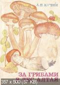 За грибами в лес Алтая