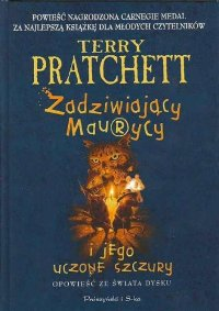 Zadziwiający Maurycy i jego uczone szczury [The Amazing Maurice and his Educated Rodents - pl]