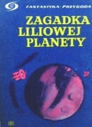 Zagadka liliowej planety
