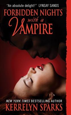 Запретные ночи с вампиром [ЛП]