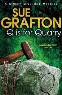 Ж - значит жертва [Q is for quarry]