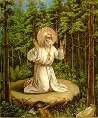 Житие преподобного отца нашего Серафима Саровского