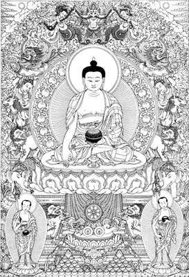 Жизнь Будды Шакьямуни