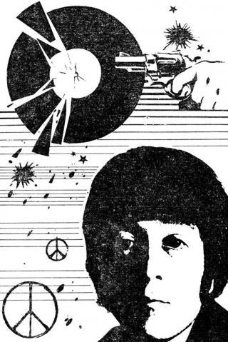 Жизнь и смерть Джона Леннона
