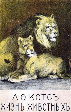 Жизнь животных: в фотографиях, рисунках и биологических набросках из Московского зоологического сада