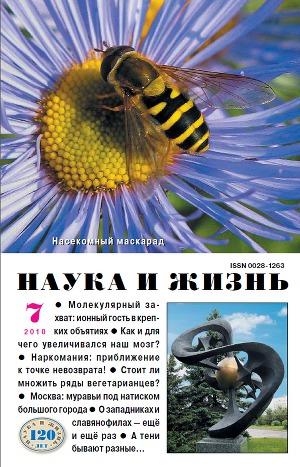 """Журнал """"Наука и Жизнь"""" 2010 №7"""