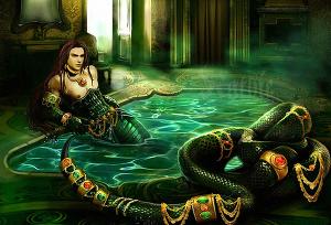 Змеиный год (СИ)