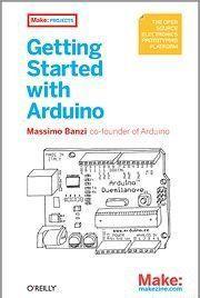 """Знакомство с Arduino (перевод книги """"Getting Started with Arduino"""")"""
