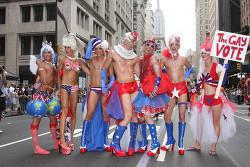 Золотой миллиард или Кому нужны гомосексуалисты (СИ)