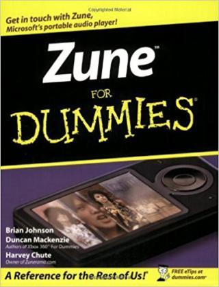 Zune For Dummies®