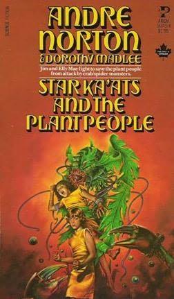 Звездные ко'оты и разумные растения