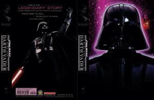 Звездные войны: Взлет и падение Дарта Вейдера.
