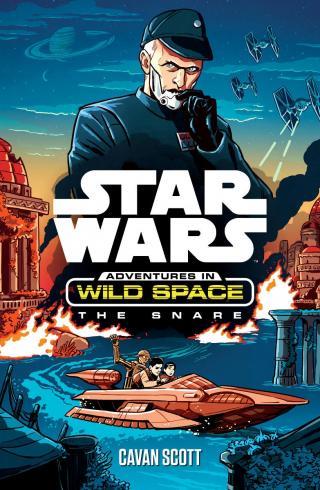 Звёздные войны. Приключения в Диком Пространстве: Западня [ЛП]