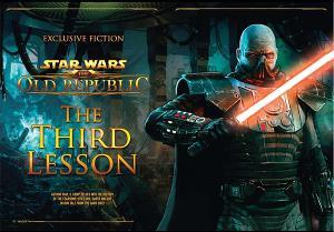 Звёздные войны: Старая Республика. Третий Урок (ЛП)